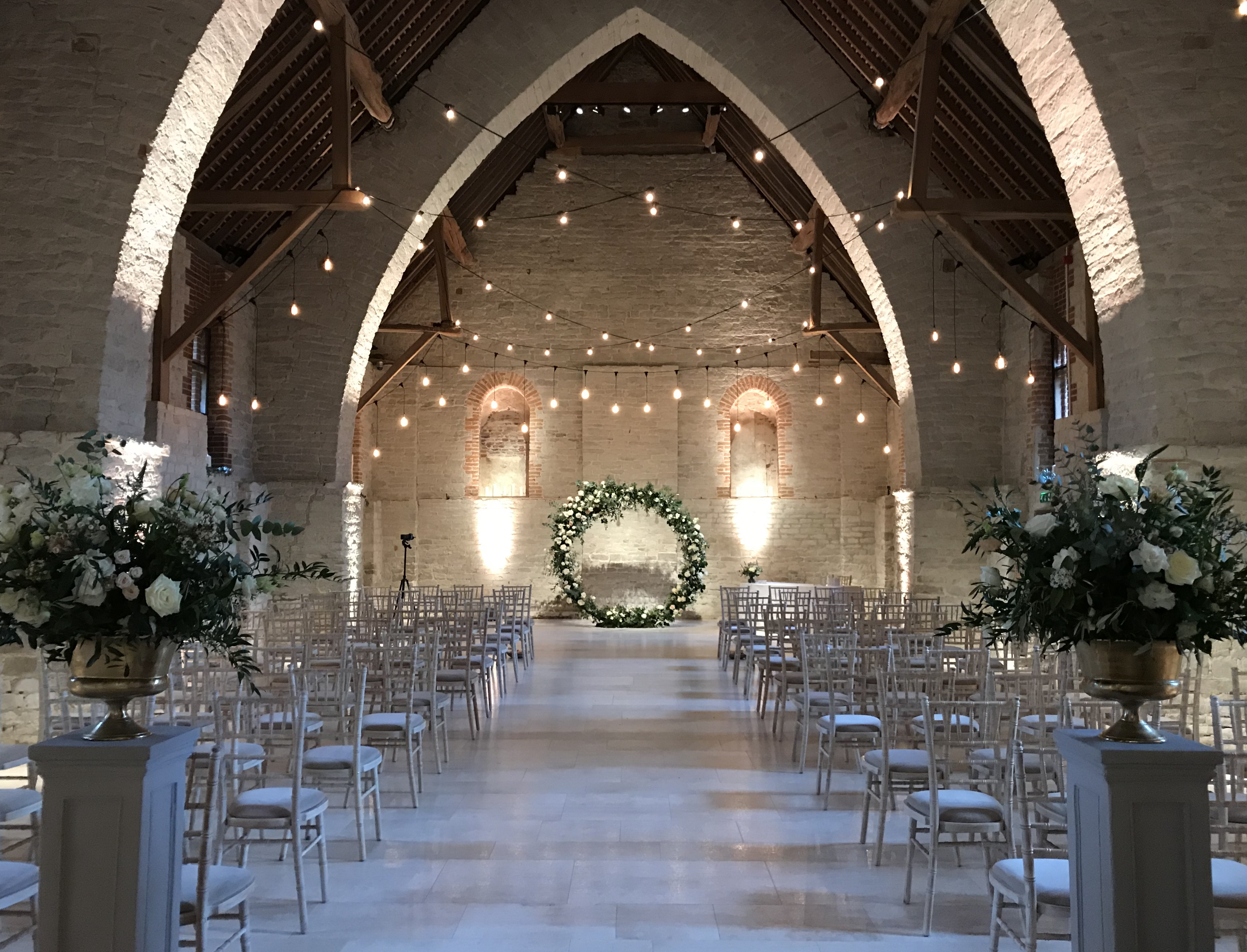 WEDDING INSPIRATION WEEKEND  SATURDAY 9th & SUNDAY 10TH NOVEMBER 10 am – 3 pm  Please call or email for further details
